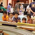大阪府・住吉大社で鉄道模型イベント「第4回住吉大社鉄道フェア2014」開催