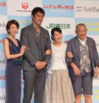 笑福亭鶴瓶、吉永小百合から手を握られ「ホンマに好きちゃう?」とニヤけ顔
