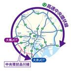 2014年度完成予定の中央環状品川線が一足先に見ることができるイベント実施