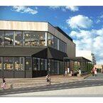 東急電鉄、代官山付近の線路跡地に新たな商業空間 - キリン新業態店も出店