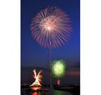 東京都板橋区で1万1,000発の「いたばし花火大会」- 700mの巨大ナイアガラも