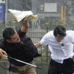 デニス、竜巻映画で声優挑戦! 体感アフレコで暴風雨に襲われ「ふざけるな」