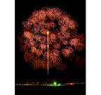 千葉県で1万発を打ち上げる佐倉市民花火大会! 今年は大迫力の二尺玉が4発も