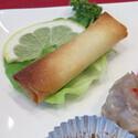 シャープ「ヘルシオ」発表会で、「ツナの春巻き & 手作りシュウマイ」を食べてきた - 「焼き」「蒸し」同時調理のおいしさは……