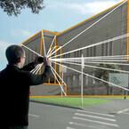 スマホカメラで建物を測量できるアクセサリ「Spike」 - Kickstarterに登場