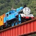 列車ダイヤを楽しもう (10) 乗れなくても見に行きたい! 「きかんしゃトーマス号」を待ち伏せる