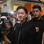 『るろ剣』日本映画初フィリピンプレミアに5,000人! 佐藤健「想像超えた」