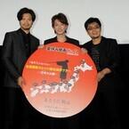 佐藤健、志々雄役・藤原竜也のサプライズコメントに感激!「本当にうれしい」
