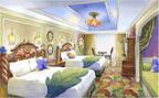千葉県の東京ディズニーランドホテル、新キャラクター・ルームの予約開始