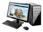 マウス、3D住宅デザインソフト「3Dマイホームデザイナー」公認PC3モデル