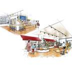 東京都・銀座の「茨城マルシェ」が新装オープン -イートインコーナーも新設