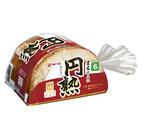 神戸屋、新開発「ゆりかご型」で焼いた半円形の食パン発売