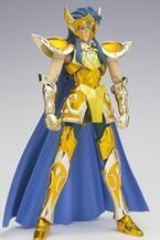 「聖闘士聖衣神話EX」黄金聖闘士のラストを飾るアクエリアスカミュ12月に登場