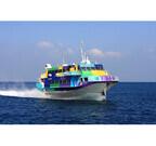 東海汽船の高速ジェット船で行く、活貝焼き食べ放題&熱海温泉ツアー開催