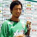東京Vの井林章選手がゴールを決めて『とらドラ!』逢坂大河のフィギュアをゲット