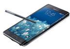 Samsung、右端に曲面ディスプレイを備えた「GALAXY Note Edge」発表