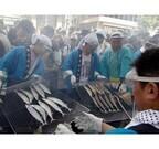 東京都・目黒で岩手のさんま6,000匹を無料で堪能!「目黒のさんま祭り」開催