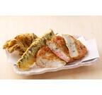 丸亀製麺、秋の素材を使った秋刀魚やまいたけの天ぷらなどを期間限定販売