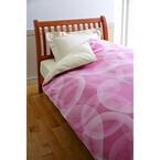 西川リビングとミズノが共同開発した「吸湿発熱素材」の寝具発売