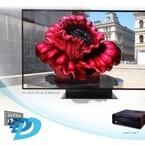 専用メガネ不要の3D技術「Ultra-D」搭載の4KTV-2Dからのリアルタイム変換も