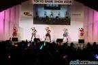 坂上陽三Pも「みんながTGSクイーンや!」と絶賛! アイドルマスター ワンフォーオールステージ【TGS2014】