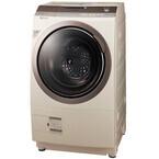 シャープ、微細な水滴で汚れをはじき出すドラム式洗濯乾燥機