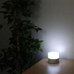 暗闇で人の動きに反応して光る、モーションセンサー付きLEDライト