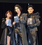 藤田玲、『絶狼』で共演の2人にヤキモチ「仲良くなれたと思ったのに……」