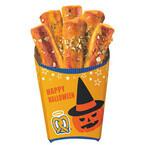 ハロウィンだけのプレッツェル発売! かぼちゃの甘さとシナモンの香りの秋味