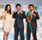 川平慈英&菊川怜、「TOUCH! WOWOW」総合司会 三浦隆司のタイトルマッチも決定
