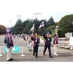 東京都・国立競技場周辺で「いい夫婦の日」記念ウォーキングイベント