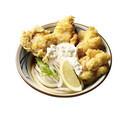 丸亀製麺が秋の新メニュー「タル鶏天ぶっかけうどん」など3品販売