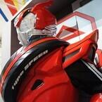 「東映ヒーローワールド」に仮面ライダードライブが第1話放送直後に最速登場!