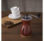 貝印×ミカフェートの共同開発・コーヒーミル発売 - 新技術で雑味を大幅CUT
