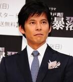 織田裕二、初の銀行員役に「息苦しい思いを毎日していました」