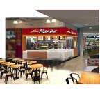 沖縄県うるま市にイートイン可のピザハット新業態店が登場、ピザは6種類