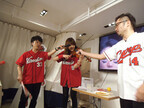 東京都・銀座でカープ女子らも参加したCSのパブリックビューイングが開催