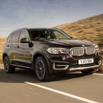 BMW「X5」標準装備さらに充実 - 「ドライビング・アシスト・プラス」も追加