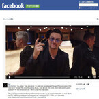 U2、アルバムのiTunes自動無料配信について謝罪 - ボノ「冷静さを失った」