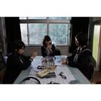 乃木坂46の3人、「真のアイドル映画」で