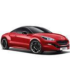 プジョー「RCZ RED CARBON」カーボンルーフをエクステリアに採用した限定車