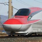 JR東日本、秋田駅でE6系「ローレル賞」受賞記念式典 - 記念プレートも発売