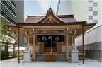 三井不動産、東京都・日本橋に「福徳神社」竣工