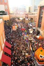 神奈川県・川崎で、国内最大級の仮装ハロウィン・パレードを開催