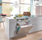 ミーレ、食器洗い機「G6000」の3年ぶりリニューアルで最低消費水量6.5L実現