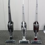 フローリングの掃除に最適化 - ブラック・アンド・デッカー、コードレススティッククリーナー「ORA」