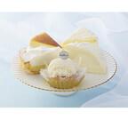 銀座コージーコーナーが、チーズを使った新作スイーツ4品を発売