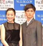 高良健吾、初共演の鈴木京香に「すごく可愛くて、品があって、お茶目」
