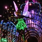 進化を続ける香港ディズニーランド・リゾート (1) 今秋スタート! ディズニー初、光り輝く完全LEDパレードを体験