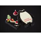 東京都・池袋のホテルに「Suicaペンギン」のクリスマスケーキが今年も登場